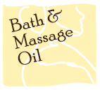 Bath Massage oil