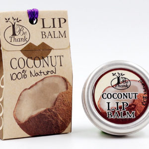 Lip balm-coconut