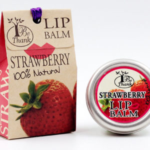 Lipbalm-strawberry